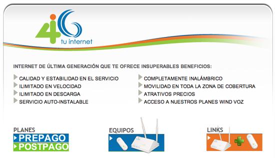 internet de wind telecom