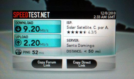 velocidad internet wind telecom