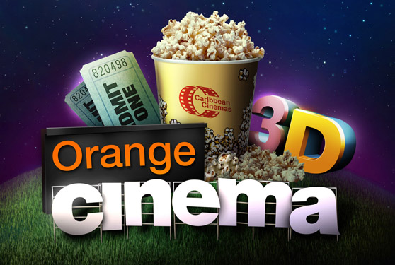 orange cinema para blackberry