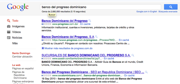 banco del progreso dominicano